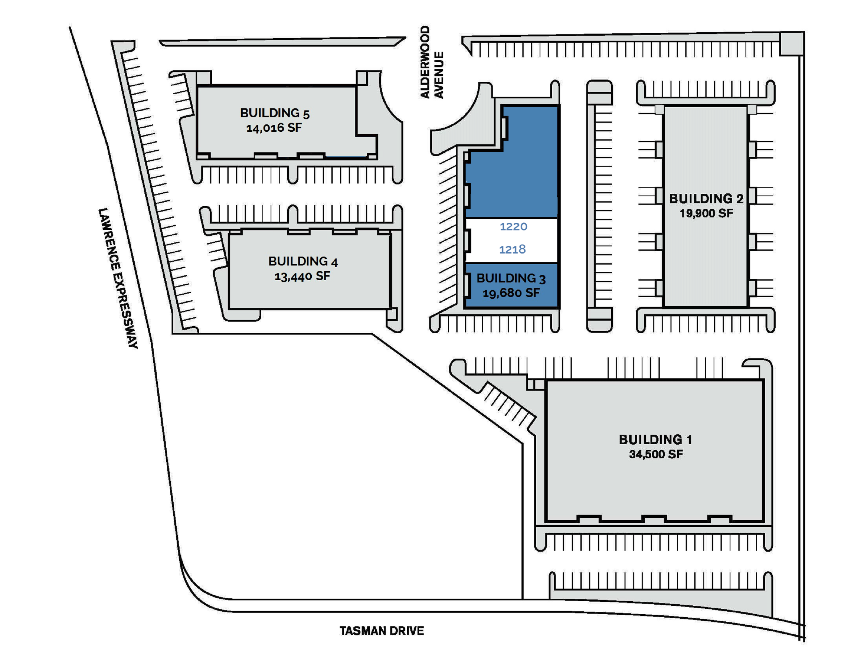 Tasman Industrial Center – 1218-1220 Alderwood Ave